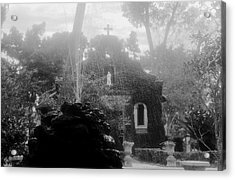 Holy Waters Acrylic Print by David Lee Thompson