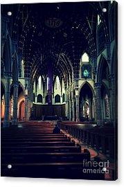 Holy Week Acrylic Print