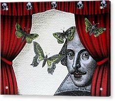 To Sleep Perchance To Dream Acrylic Print