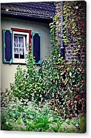 Home And Garden Schierstein 8   Acrylic Print by Sarah Loft