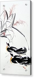 Home Coming Acrylic Print by Ming Yeung