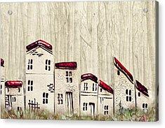 Home Decor Acrylic Print
