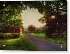 Home Acrylic Print by Joann Vitali