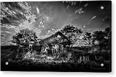 Home Acrylic Print by Marvin Spates