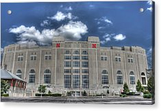 Home Of The Huskers  Acrylic Print