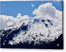 Home Of The North Wind - Skagway Acrylic Print