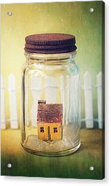 Acrylic Print featuring the photograph Home Sweet Home by Amy Weiss