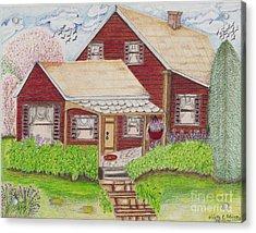 Home-sweet-home Acrylic Print