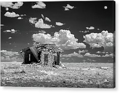 Home Sweet Home Acrylic Print by James Barber