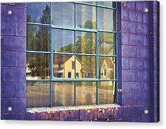 Home Sweet Home Acrylic Print by John Hansen