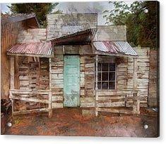 Home Sweet Home Acrylic Print by Thom Zehrfeld