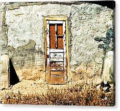 Home Acrylic Print