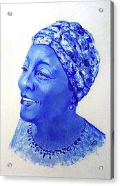 home To Zimbabwe Acrylic Print
