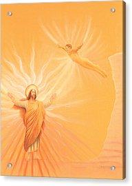 Homecoming To Jesus Acrylic Print