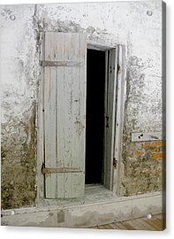 Homeplace Doorway Acrylic Print