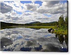 Hon Lake Acrylic Print