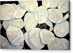 Honesty  -  The  Original Acrylic Print