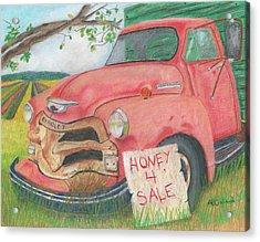 Honey 4 Sale Acrylic Print