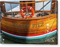 Honey Fitz Acrylic Print