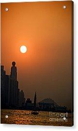 Hong Kong Coast Acrylic Print by Ray Laskowitz - Printscapes
