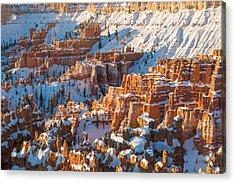Hoodoo Sunrise Acrylic Print