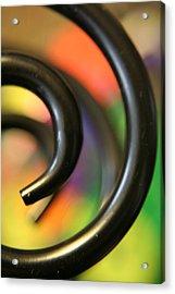 Hooked 2gether Acrylic Print