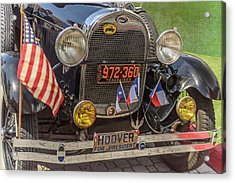 Hoover Era Ford Acrylic Print