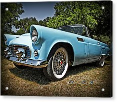 Hop In For A Ride Acrylic Print
