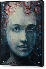 Hope Acrylic Print by A Coudry