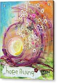 Hope Rising Acrylic Print
