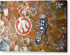Hopi Dreams Acrylic Print by David Lee Thompson