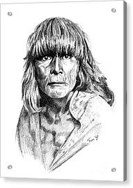 Hopi Man 1921 Acrylic Print