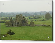 Acrylic Print featuring the photograph Hore Abbey by Marie Leslie