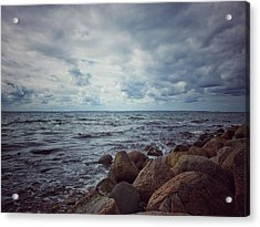 Acrylic Print featuring the photograph Horizon by Karen Stahlros