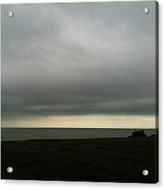 Horizon Light Acrylic Print