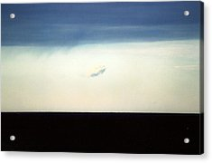 Horizontal Number 20 Acrylic Print by Sandra Gottlieb