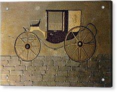 Horseless Carriage Acrylic Print