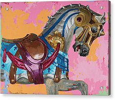 Horses #1 Acrylic Print