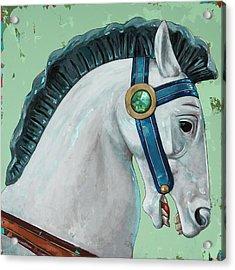 Horses #4 Acrylic Print