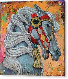 Horses #6 Acrylic Print
