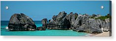 Acrylic Print featuring the photograph Horseshoe Bay by Ryan Smith