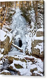 Horseshoe Mine Acrylic Print