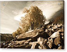 Horsetooth Reservoir 4 Acrylic Print by Matthew Angelo
