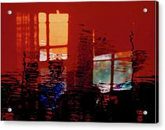 Hot And Cool Acrylic Print