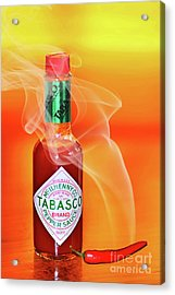 Hot Cravings By Kaye Menner Acrylic Print
