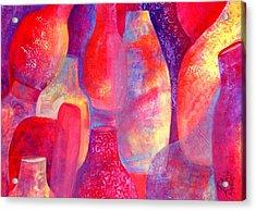 Hot Pots Acrylic Print