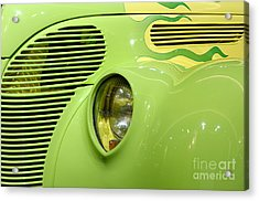 Hot Rod Ford Coupe 1938 Acrylic Print by Oleksiy Maksymenko