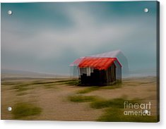Hot Tin Roof Acrylic Print by Richard Thomas