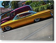 Hotcake Olds Acrylic Print by Bill Dutting