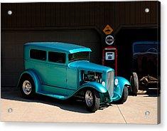 Hotrod Car Acrylic Print